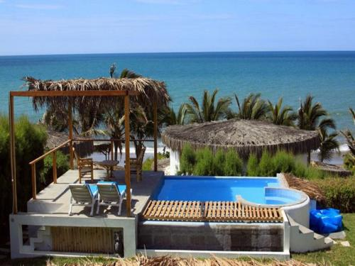 Casa Jacuzzi Beach Mancora Photo