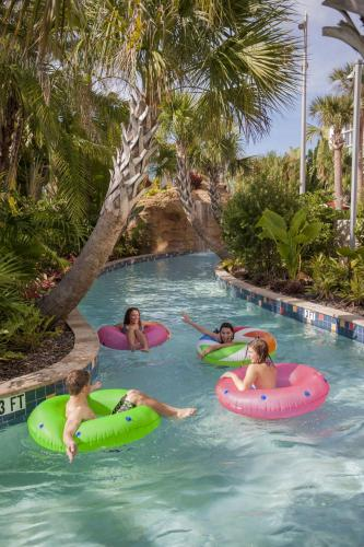 Universal's Cabana Bay Beach Resort photo 19
