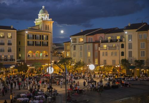 Universal's Loews Portofino Bay Hotel photo 17