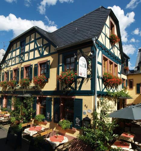 Historisches Weinhotel Zum Grnen Kranz