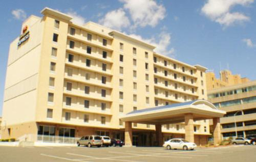 Photo of Holiday Inn Express Waterbury Hotel Bed and Breakfast Accommodation in Waterbury Connecticut