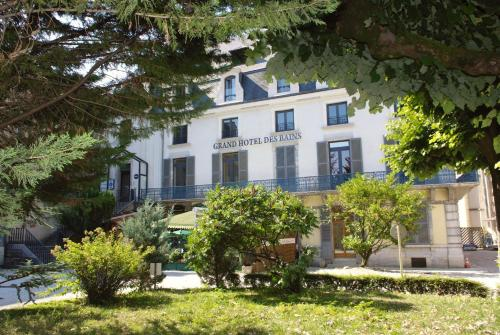 Logis Grand Htel Des Bains
