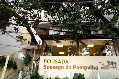 Pousada Sossego da Pampulha Photo
