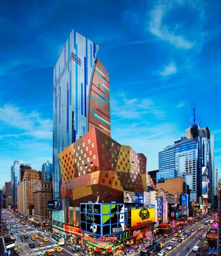 Westin New York at Times Square impression