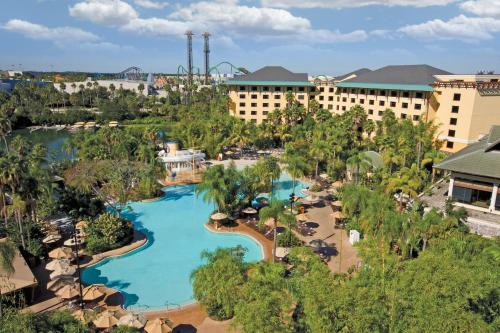 Universal's Loews Royal Pacific Resort - Orlando, FL 32819
