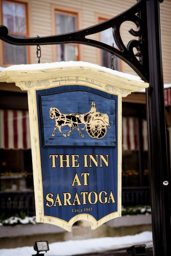 The Inn at Saratoga Photo