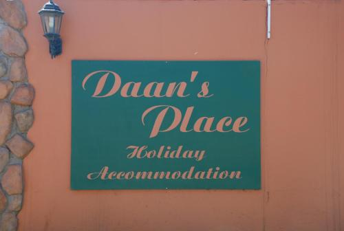 Daan's Place Photo