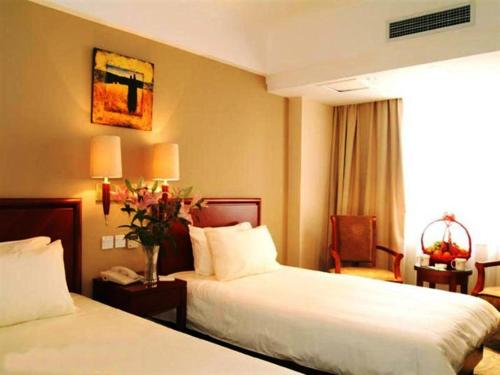 Greentree Inn Shanghai Hongqiao Airport Apartment Hotel, Шанхай