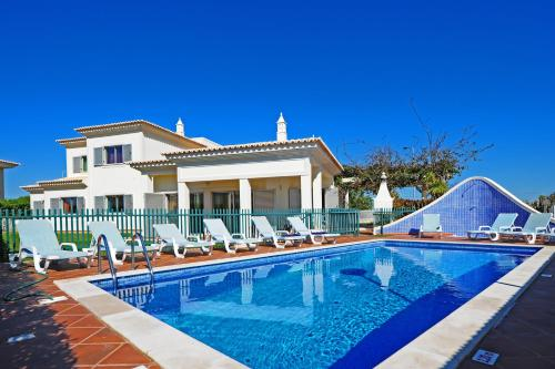 holidays algarve vacations Galvana Villa Aguia