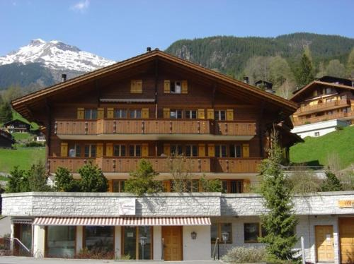 4-Star Griwarent Apartments (5-6 Adults) Grindelwald