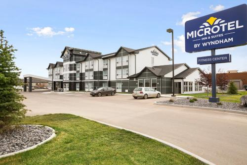 Microtel Inn & Suites By Wyndham Blackfalds/Red Deer