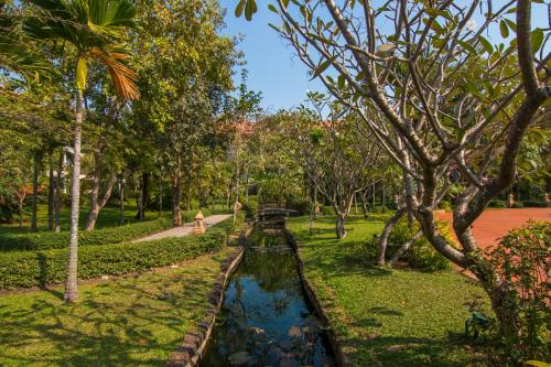Angkor Palace Resort & Spa, Siem Reap