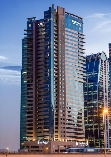 Pullman Dubai Jumeirah Lakes Towers impression