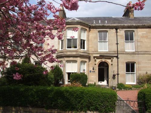 Photo of Belmont Guest House Hotel Bed and Breakfast Accommodation in Ayr South Ayrshire