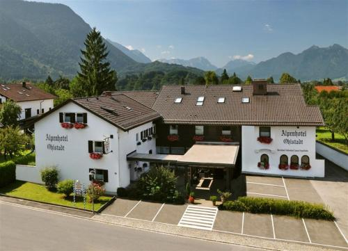 Hotel Alpengasthof Ohlstadt