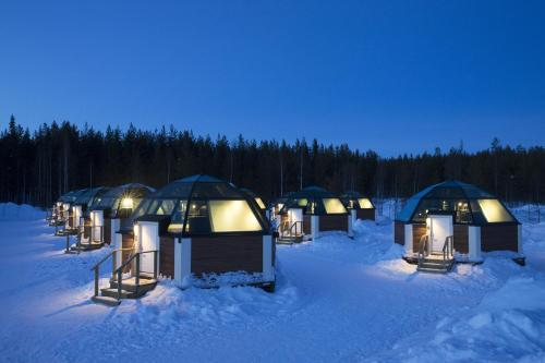 Arctic SnowHotel & Glass Igloos - 1 of 30