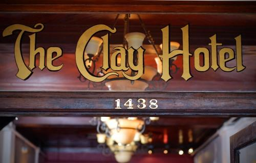 The Clay Hotel Photo