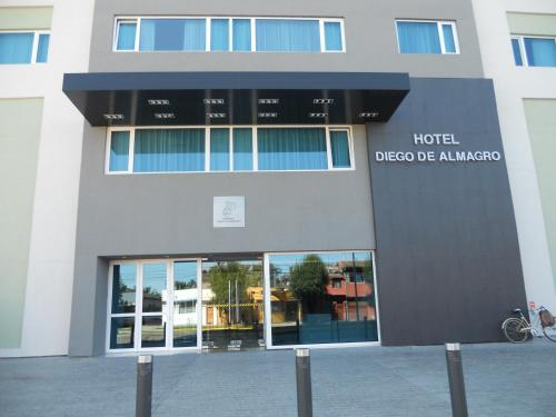 Hotel Diego de Almagro Chillan Photo