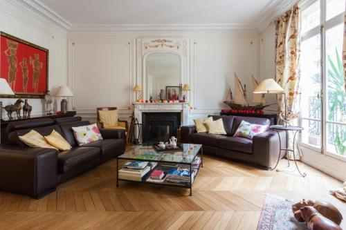 Апартаменты «onefinestay - Arc de Triomphe - Champs-Elysees private homes», Париж