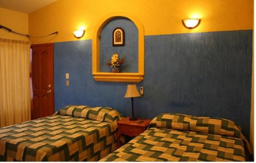 Hotel Quetzalcoatl Photo