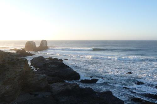 Natural Surf Lodge en Punta de Lobos Photo