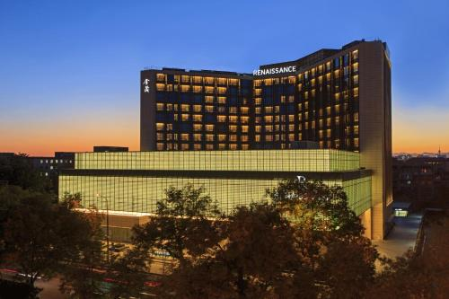 Renaissance Beijing Wangfujing Hotel, A Marriott Luxury & Lifestyle Hotel photo 42