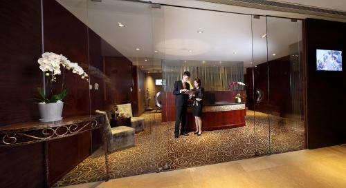 The Eton Hotel Shanghai photo 32