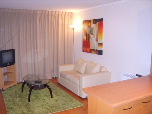 Apart Hotel Agustinas Plaza Photo