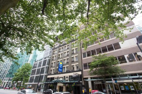Days Inn - Vancouver Downtown - vancouver -
