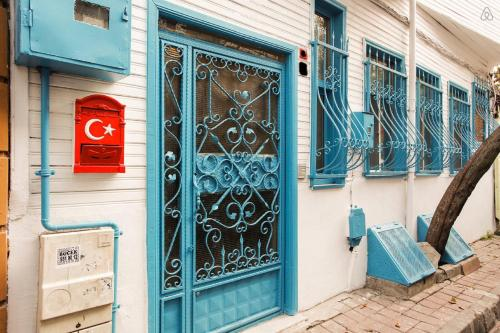 Istanbul Blue White Apartment adres