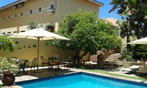 Hotel Pension Steiner - windhoek -