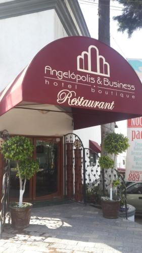 Hotel Boutique Angelopolis and Business Photo