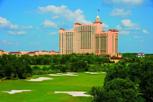 JW Marriott Orlando Grande Lakes impression