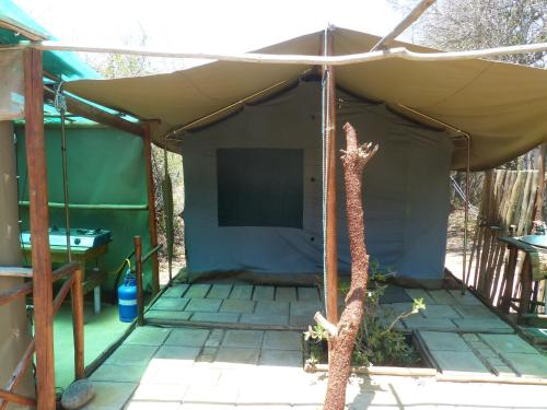 Calao Tented Camp Photo