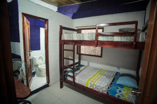 Hostel El Gran Azul Olon Photo