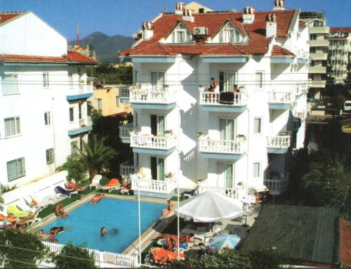 Marmaris Karatas Apart how to go