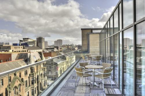 Blythswood Square, Glasgow, United Kingdom, picture 9
