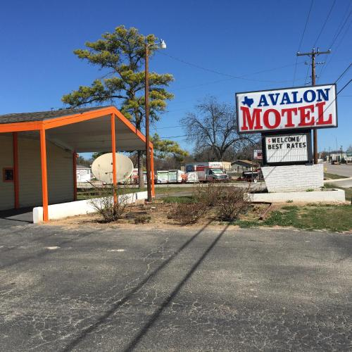 Avalon Motel Photo