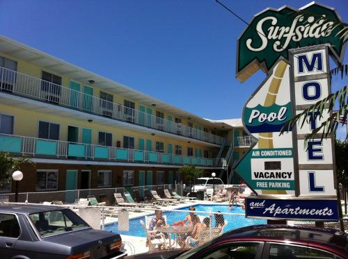 Surfside Motel - Seaside Heights Photo