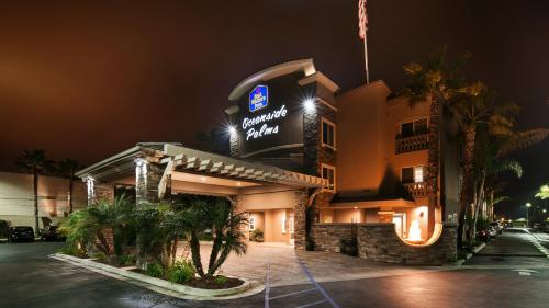 Best Western Plus Oceanside Palms/camp Pendleton