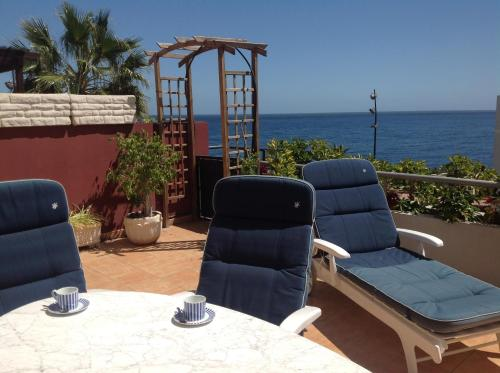 Apartment Radazul-Tenerife, Лас-Калетильяс