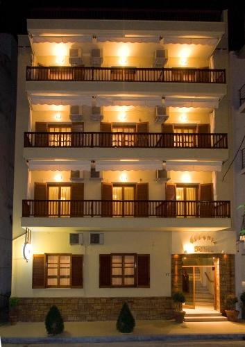 Ellopia Hotel - Irakleous 32  Greece