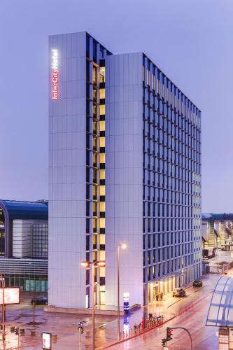 InterCityHotel Hamburg Dammtor-Messe photo 9