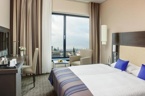 InterCityHotel Hamburg Dammtor-Messe, Гамбург