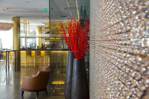 Radisson Blu Media Harbour Hotel, Dusseldorf, Germany, picture 2