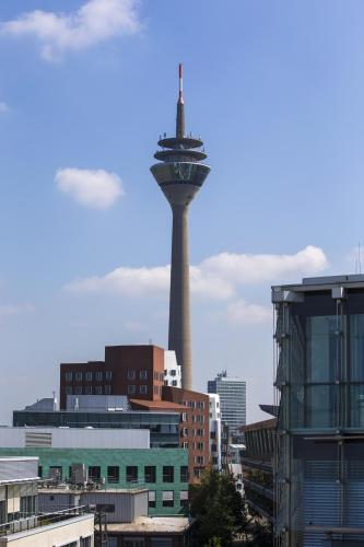 Radisson Blu Media Harbour Hotel, Dusseldorf, Germany, picture 20
