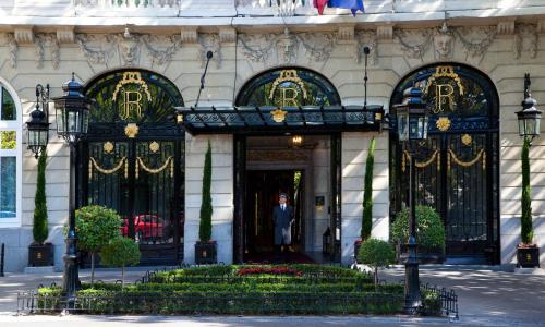 Hotel Ritz Madrid , Madrid, Spain, picture 1