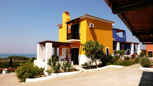Ilis Villas - Kastro, Kyllini Greece
