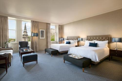 Waldorf Astoria Edinburgh - The Caledonian photo 4