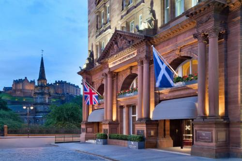 Waldorf Astoria Edinburgh - The Caledonian impression